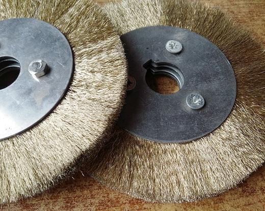 内孔25外径150厚度20钢丝轮