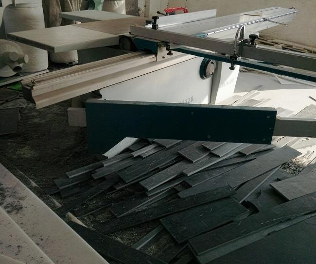 裁制pvc板刷机械