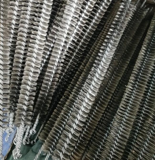 不锈钢钢丝65mm缠绕刷