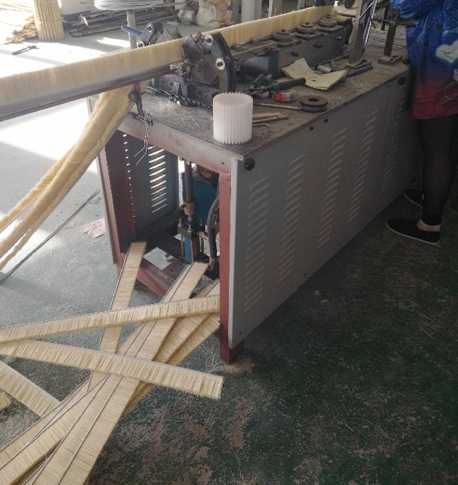 剑麻条刷机械生产